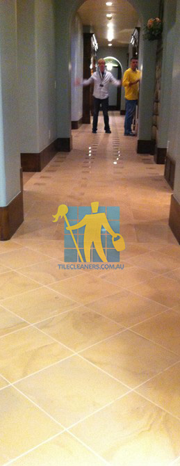 traditional entry with large porcelain tiles were laid in a basketweave pattern perth